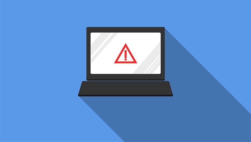 Computer Warning
